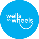 wells on wheels logo